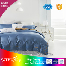 Hotel bedding/Professional custom 5 star hotel bed linen with pillow,bed linen set for hotels