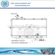 Radiador auto para MAZDA PREMACY 2002 OEM: FP8815200A