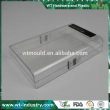 OEM Plastikformkasten moud Transparente Verpackungskasten-Formhersteller