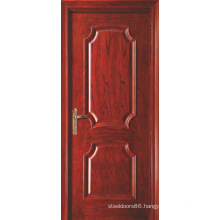 Red Oak Veneered Raised Molding Interior Doors -S13-02