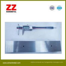 De Zz Hardmetal - Herramientas de corte de carburo de calcio
