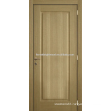 White Oak Veneer Natural Lacquer Molded Door