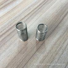 Сжатие стальной пружины вакуумного клапана