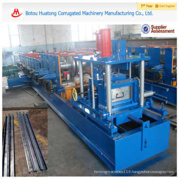 C channel and Purline Roll Forming Machine