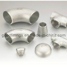 ABS Codo 1.4301 Acero inoxidable Pipe Fitttings