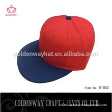 Concevez votre propre chapeau snapback personnalisé à bas prix