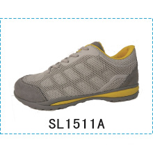 Upper CPU Sole Rubber Work Safety Shoe