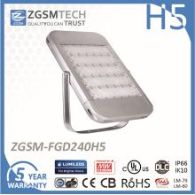 5 años de garantía Luz de inundación industrial al aire libre de 400W-240W LED