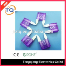 custom packaging of 24pcs a card resettable thermal fuse