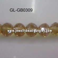 Fashion crystal beads decoration