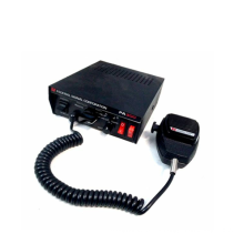 Sirena 150W del cuerno de coche de Hooter de la alarma auto del altavoz 200W del CE 12V 24V PA300 para la policía