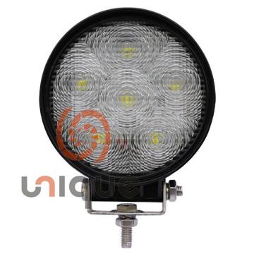 Close Flood Beam LED Work Lamp 18W Waterproof