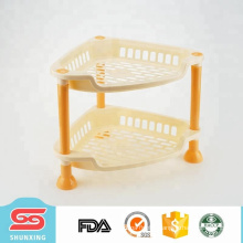 New design durable product triangular racks kitchen for wholesale