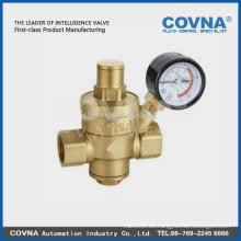 Válvula reductora de presión de vapor de agua de latón