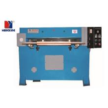 High speed hydraulic plastic cutting machine