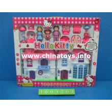 A última promoção Gift House Set com boneca (1004701)