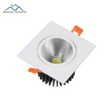 prix usine RoHS COB encastré LED Downlight lumière 20w 24w 30w