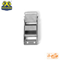 Low Price 2 Inch Stainless Steel Overcenter Buckle