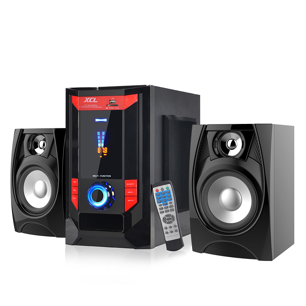 2 1 Super Woofer Speaker System