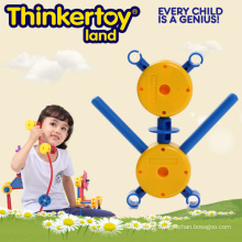 Preschool Educational Plastic Indoor DIY Toy