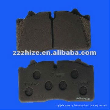 hot sale AD-04 brake pad for bus /bus spare parts