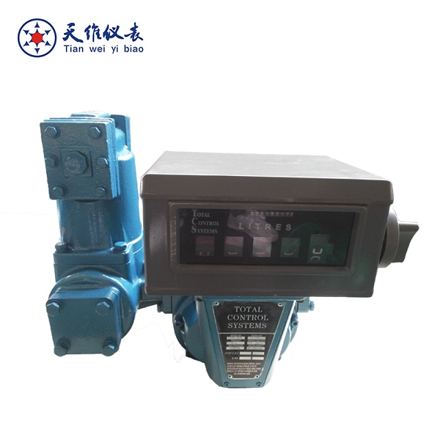 TWS Fuel Diesel Gas Petroleum Flow meter