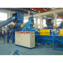 PE/ PP Film Recycling/Washing Line with CE/SGS Certificate (SJSZ51)