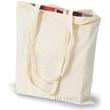 Sac de transport en coton réutilisable (HBCO-57)