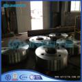 Anéis sem costura forjados de aço