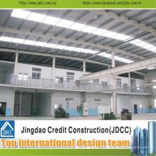 Bâtiment galvanisé de haute qualité