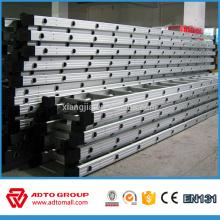 Andamio de la escalera de aluminio del OEM EN131, escalera de la construcción