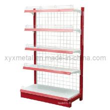 Étagère en rack en bois en bois pour supermarché ou magasin de détail (SJ-055)
