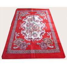 Beliebteste 100% Polyester bedruckte Teppich