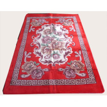 Most Popular 100% Polyester Printed Carpet