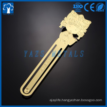 Good quality low cost metal custom beautiful bookmark