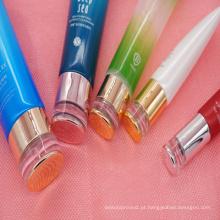 Tubos de cosméticos personalizados distribuidores em grosso