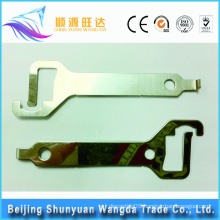 China Customized progressive jewelry Fine metal stamping blanks
