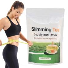 Popular Natural Herbal Slimming Tea Organic Unisex Weight Loss Tea Blending Herbs Diet Tea