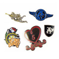 Cute Cartoon Brooches Pin for Clothing Decor