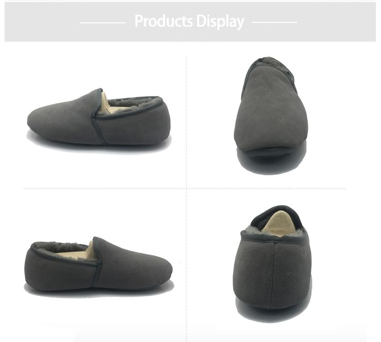 slippers indoor men warm