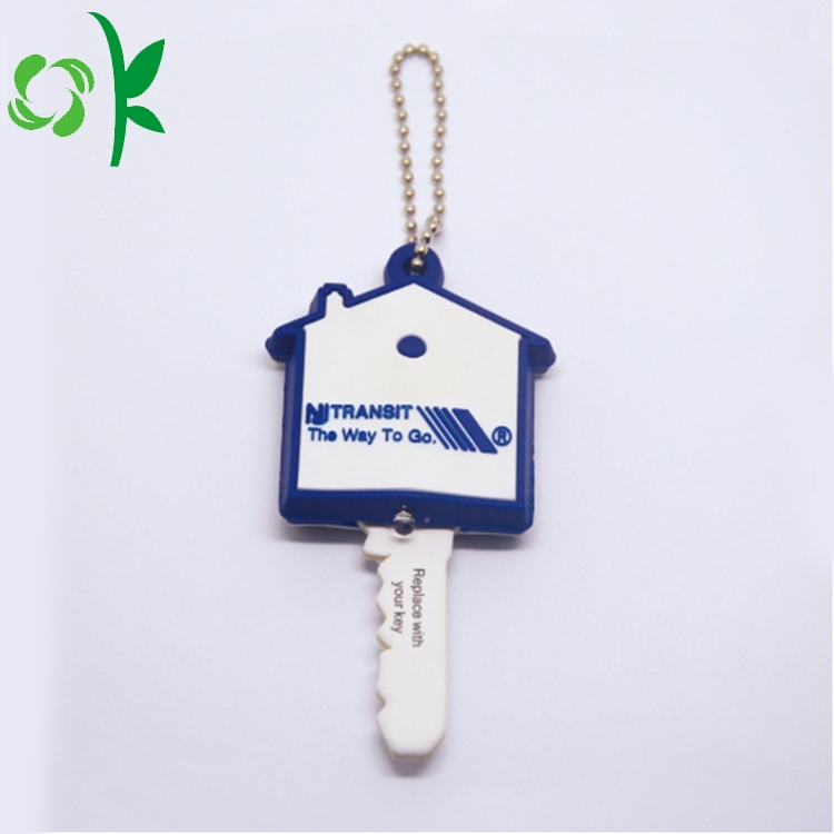 Fashion House Shaped Silicone Key Cover