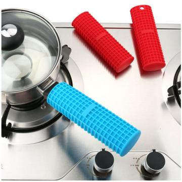 Alat Dapur Silicone Rubber Handle Cover