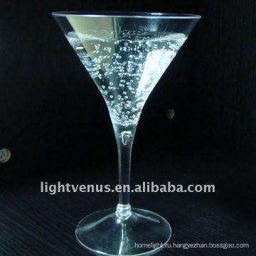 Кристалл Прозрачный Пластиковый Коктейльный Бокал