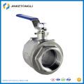 A fábrica diretamente nova tecnologia economiza custo 3 polegada válvula de esfera de aço inoxidável Fábrica Química