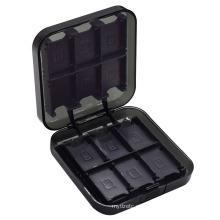ABS Storage Box 24slot 24 solt Funda de transporte Shell Organizador Accesorio para Nintendo Nintend Switch NS NX Cards