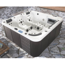 Новая стильная акриловая напольная ванна SPA (JL996)