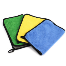 Atacado 300 GSM Microfiber Car Cleaning Cloths