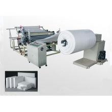 Linha de máquina de formação de espuma enorme para folha de EPE