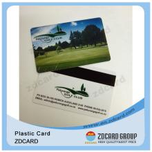 Hot Stamping Foil Carte PVC pour l'adhésion