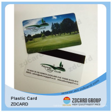 Plastic Card PVC/Plastic Memebership Card/Plastic Magnetic Strip Cards